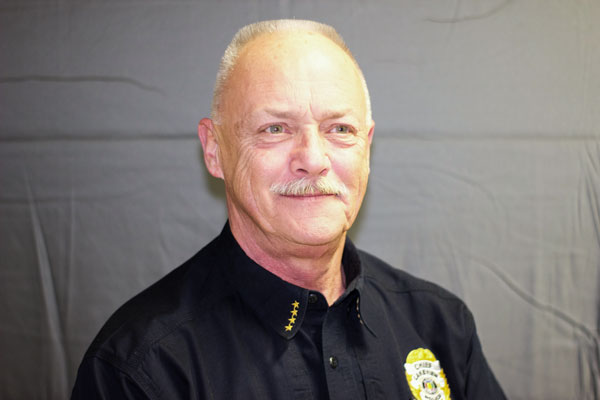 Chief Eddie Frederick